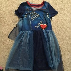 Disney's Descendants 2 Evie  Dress Sz 14-16